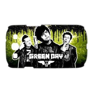 Fashion Hard Shell Iphone Case Cover for Samsung Galaxy S3 I9300 Ultimate Band The Green Day DIY Style 7867 Cell Phones & Accessories