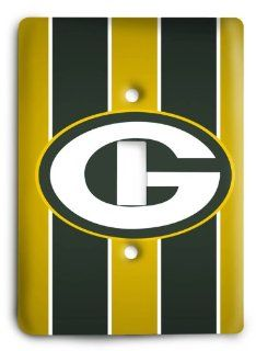 Green Bay Packers v2 Light Switch Cover