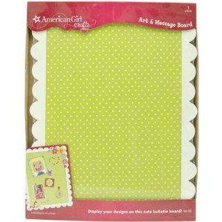 American Girl CraftsTM Fabric Art & Message Board   Cool   Bulletin Boards