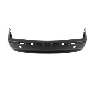 CarPartsDepot 352 121777 20 Pm, Rear Bumper Primed Wo Tow Hook Cover 4Dr Automotive