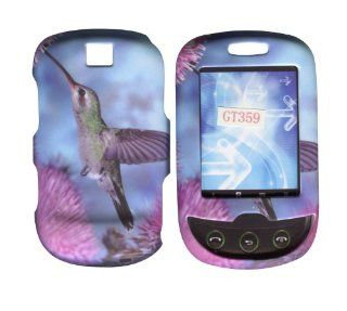 Humming Bird Samsung Smiley T359 T Mobile Case Cover Hard Phone Cover Case Faceplates Cell Phones & Accessories