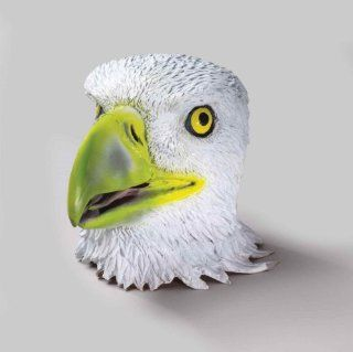 Adult Latex Bald Eagle Mask Animal Halloween Costume Accessory  Other Products