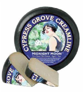 Midnight Moon (8 ounces) by Gourmet Food  Artisan Hard Cheeses  Grocery & Gourmet Food