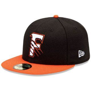 Fresno Grizzlies Authentic Alternate 1 Fitted Cap  Sports Fan Baseball Caps  Sports & Outdoors