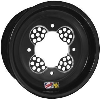 Douglas Wheel Rok Out Jr. Wheel   10x5   3B+2 Offset   4/156 , Bolt Pattern 4/156, Rim Offset 3B+2, Wheel Rim Size 10x5, Color Black, Position Front ROJ 14 389 Automotive