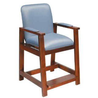 Drive Medical Wood Hip High Chair, Cherry Health & Personal Care