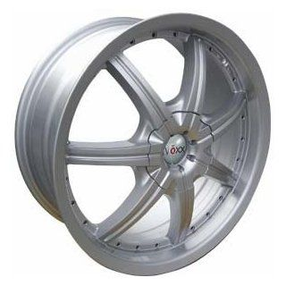 "Voxx 220 Silver Wheel with Machined Lip (16x7""/5x110mm) Automotive"