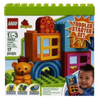 LEGO® DUPLO® Build and Play Cubes 10553