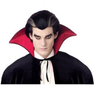 California Costumes Men's Modern Vampire Wig,Black,One Size Clothing