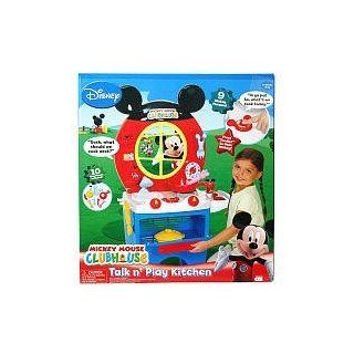 Mickey Mouse Clubhouse Talk n' Play Kitchen Toys & Games