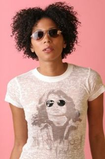 The Doors Jim Morrison Vintage Women's T shirt by Junk Food Clothing Clothing