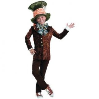 Mad Hatter Classic Costume   Medium Clothing
