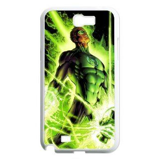 FashionFollower Design Movie Series Green Lantern Stylish Hard Shell Case For Samsung Galaxy Note 2 NoteWN35012 Cell Phones & Accessories