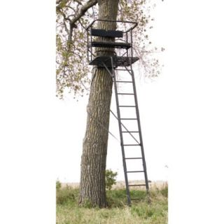 Big Game Deluxe 16 Two Man Ladderstand 414023