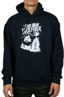 The Hangover One Man Wolf Pack Men's Pullover Hooded Sweatshirt Clothing