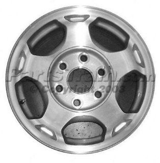 ALLOY WHEEL chevy chevrolet SILVERADO PICKUP 03 04 SUBURBAN 04 05 AVALANCHE TAHOE 16 inch Automotive