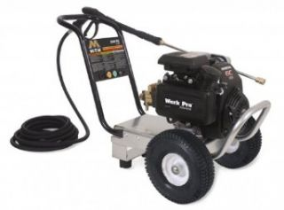Mi T M WP 2500 4MHB Cold Water Direct Drive, 160cc Honda OHC Gasoline Engine, 2500 PSI Pressure Washer
