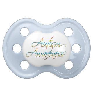 Autism Awareness Pacifier