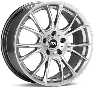 "Enkei AMMODO  Performance Series Wheel, Hyper Silver (16x7""   5x114.3/5x4.5, 38mm Offset) One Wheel/Rim Automotive"