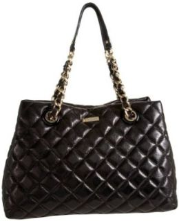 Kate Spade New York  Gold Coast Marryanne PXRU2289 Shoulder Bag,Black,One Size Shoes