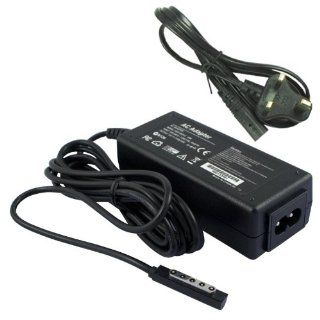 Generic UK Wall AC Charger Adapter Power Supply For Surface 10.6 Windows 8 Pro Electronics