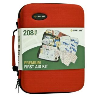 Lifeline 208 pc. Premium First Aid Kit