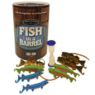 University Games Fish In A Barrel Game 734543