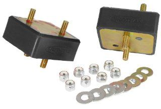Prothane 1 503 BL Black V8 Engine Motor Mount Kit Automotive