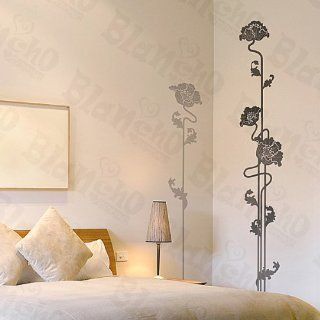 Classic Flower   Large Wall Decals Stickers Appliques Home Decor   Art Decal Classic