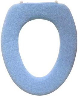 Warm n Comfy Cloth Toilet Seat Cover   Padded Toilet Cover