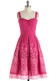 Tatyana/Bettie Page Berry Good Gardener Dress  Mod Retro Vintage Dresses