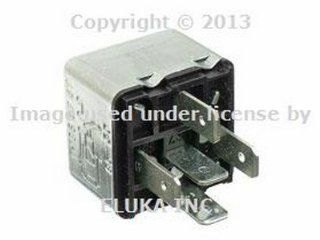 BMW OEM Fuel Injection Relay for 325e 524td 528e 533i 535i M3 M5 Made By BOSCH Automotive