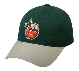 "Fort Wayne TinCaps Cap ADULT Minor League Official MiLB Replica Adjustable Velcro Baseball Hat ""Rangers Affiliate"""