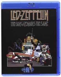 Led Zeppelin   The Songs Remains The Same [Italian Edition] Led Zeppelin Movies & TV