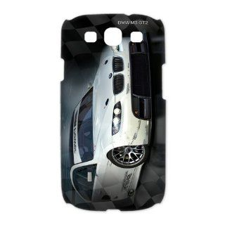 Custom BMW 3D Cover Case for Samsung Galaxy S3 III i9300 LSM 544 Cell Phones & Accessories