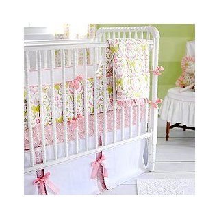 Love Song 4 Piece Crib Bedding Set by New Arrivals Inc.  Baby