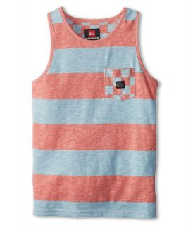 Quiksilver Kids Check Your Neck Tank Boys Sleeveless (Blue)