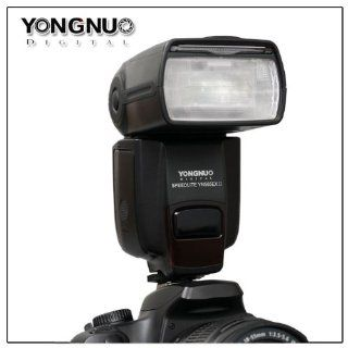 New Version YN 565EX II TTL Flash Speedlite With High Guide Number For Canon 6D 7D, 70D 60D, 600D, XSi XTi T1i T2i T3  Camera & Photo