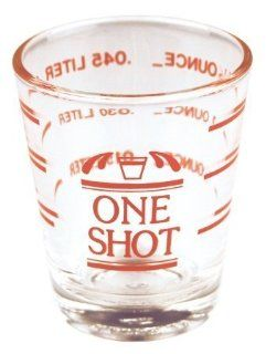 Fox Run Shot Glass Kitchen & Dining