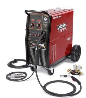 LINCOLN Power MIG 256 Welder (230/460/575) K3068 2   Mig Welding Equipment