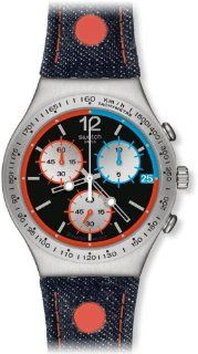 Swatch Since 2013 Men's Chronograph Watch YCS571 at  Men's Watch store.