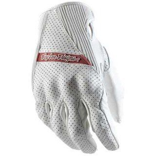 Troy Lee Designs Apex Sport Men's MotoX/Off Road/Dirt Bike Motorcycle Gloves   White / X Large Automotive