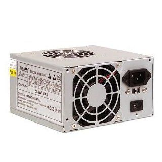 Echo Star 580 Watt 20 pin Dual Fan ATX Power Supply Computers & Accessories