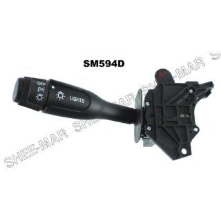 SM Shee Mar SM594D Turn Signal Switch Automotive