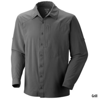 Mountain Hardwear Mens Chiller Long Sleeve Shirt 704140
