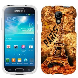 Samsung Galaxy S4 Mini Paris Eiffel Tower Art Phone Case Cover Cell Phones & Accessories