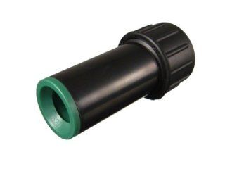 "1/2"" Compression Hose End Plug Raindrip Replacement .620 OD with 3/4"" Cap   Green Ring"