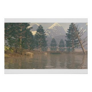 Rocky Mountain Meadow Poster