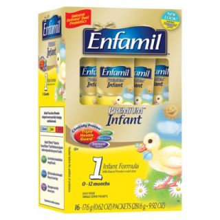 Enfamil PREMIUM Infant Formula Powder Single Ser