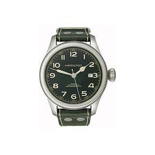 Hamilton Khaki Team Earth Black Dial Men's watch #H60455833 at  Men's Watch store.